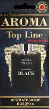 Осв.возд.  AROMA  Topline  Мужская линия  № U004   Bvlgari BLACK