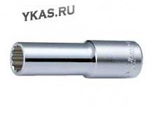 """Инструмент HANS. Торцевая головка глубокая 1/2"""" 12-гр. 14 мм"""