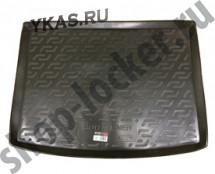 Коврик багажн.  Hyundai CRETA I (16-)  NEW   (РЕЗИНА)
