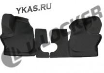 Коврики резиновые   Nissan Pathfinder IV c 2012г./ NAVARA c 2012