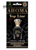 Осв.возд.  AROMA  Topline  Селективная серия s09   Memo Irish Leather