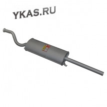 RG Глушитель ВАЗ 21099