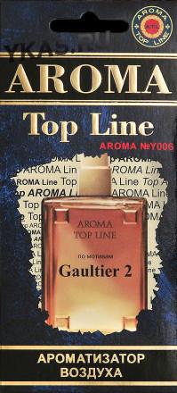 Осв.возд.  AROMA  Topline  Мужская линия  № U006   Gean Paul Gaultier