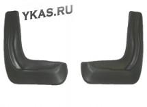 Брызговики  мод. Toyota Camry (11-) задн.  (к-кт 2шт)