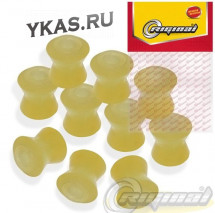 RG Втулки реактивных штанг  ВАЗ-2121 (кт.10 шт.) (полиуретан)