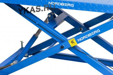 Подъемник для мото и квадроциклов с пневмоприводом, г/п 680 кг_14561