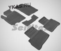 Коврики резиновые   Suzuki Grand Vitara II c 2015г/ Suzuki Vitara c 2018г-  БОРТ