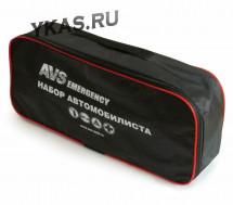 Сумка тех.пом. без логотипа ткань  AVS-SH-01 Чёрная