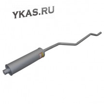 RG Глушитель УАЗ-2206,3962,3741,3303,31512 Riginal
