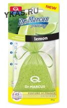 Осв.воздуха DrMarcus в мешочке  Fresh Bag  Lemon