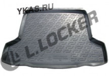 Коврик багажн.  Chevrolet Cruze SD (09-)   (РЕЗИНА)