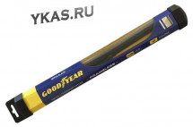 "Дворники  GOODYEAR FRAMELESS  24"" бескаркасные 600мм."