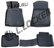 Коврики резиновые   LEXUS GS  SD c 2012г.-