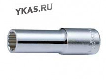 """Инструмент HANS. Торцевая головка глубокая 1/2"""" 12-гр. 22 мм"""