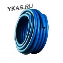Foxweld  Шланг для кислорода синий d=9мм, бухта 10м.