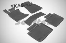 Коврики резиновые   LEXUS GS IV AWD c 2012г.-  БОРТ