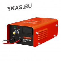 Зарядное устр-во  KVAZARRUS инверторное 12V  ток зарядки 5-20A