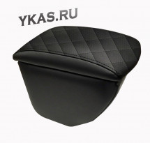 Подлокотник  ВАЗ 2108 - 2199, 2113-2115г.  чёрный/чёрный/чёрный  РОМБ