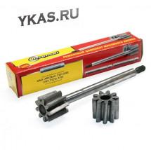 RG РК насоса масляного  ВАЗ-2101-2107, 2121-2123 (вал + шестерня)