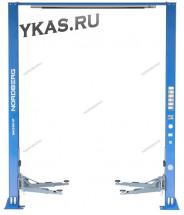 Подъемник двухстоечный, г/п 4т (380В) с электростопорами_50983