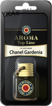 Осв.возд.  AROMA  Topline  Флакон Селективная серия  s02   Chanel Gardenia