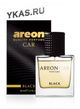 "Осв.возд. Areon CAR PERFUME 50ml. ""Black""   спрей"