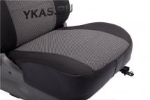 АВТОЧЕХЛЫ   Toyota  Prius  с 2009-2015г.  (жаккард+экокожа)