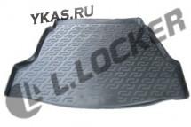 Коврик багажн.  Hyundai I40 SD (11-)   (РЕЗИНА)