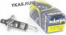 Автолампа Narva 12V   H1    55W   P14,5s (1 шт.) STANDARD HALOGEN LAMPS|