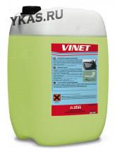 ATAS   VINET 10KG  ORIGINAL (концентрат). Очиститель пластмассы, винила и искуственной кожи