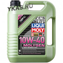 LM Синтет. моторное масло MOLYGEN NEW GENERATION 10W40 5л