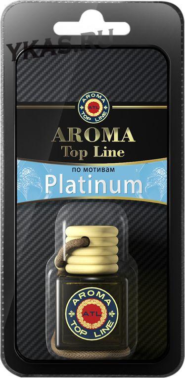 Осв.возд.  AROMA  Topline  Флакон Селективная серия  s028   Stefano Ricci Royal Platinum