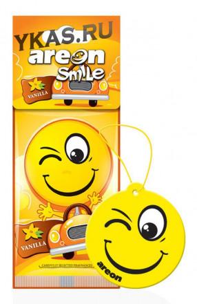"""Осв.возд. Areon Сухой """"SMILE RING""""  VANILLA"""