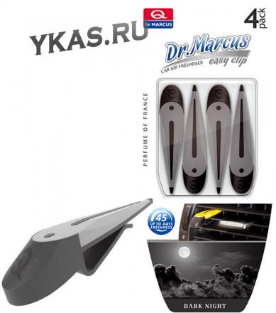 Осв.воздуха DrMarcus на дефлектор  EASY CLIP  Black