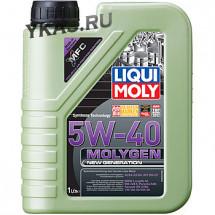 LM Синтет. моторное масло MOLYGEN NEW GENERATION 5W40 1л
