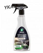 GRASS  Pitch free 500ml  Очиститель от тополиных почек и птичьего помета