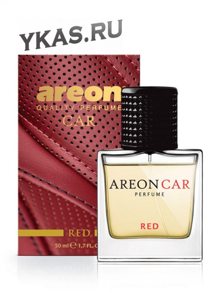 "Осв.возд. Areon CAR PERFUME 50ml. ""Red""   спрей"