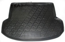 Коврик багажн.  Hyundai ix35 (10-)   (РЕЗИНА)