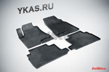 Коврики резиновые   LEXUS RX  II 450 2003-2009г. СЕТКА