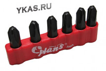 Инструмент HANS. Бита для отвёртки ударной PH3  (L-35mm)  (022-4PH3)