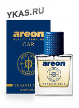 "Осв.возд. Areon CAR PERFUME 50ml. ""Verano Azul""   спрей"