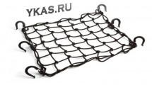 """Сетка для фиксации багажа  GABARIT   """"напольная """" (90-150см), 12 крюков"""