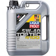 LM Синтет. моторное масло TOP TEC 4100 5W-40 5л
