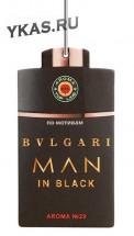 Осв.возд.  AROMA  Topline  Мужская линия  №29   Bvlgari Man In Black