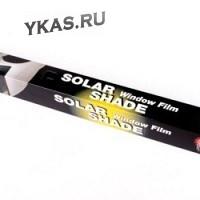 Пленка тонир. SOLUX   50*3m SILVER (чёрная коробка)