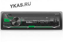 Автомагн.  ACV-1711GD  GREAN  USB/SD/FM ресивер