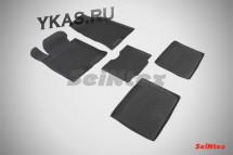 Коврики резиновые   Hyundai i 40 c 2011г.-  БОРТ
