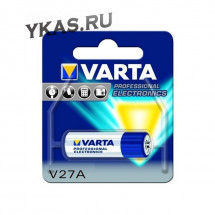 Батарейки Varta   MN27 A27 12V цена за 1шт.
