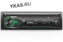 Автомагн.  ACV-1712GR  GREAN  USB/SD/FM ресивер