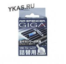 Осв.воздуха Eikosha  запаска для GIGA  Blue Musk  (мужской аромат с нотами сандалового дерева)